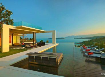 Biệt thự nghỉ dưỡng ở Koh Samui mang đến hình ảnh thiên nhiên hấp dẫn