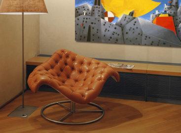 Manta Type C – Chiếc ghế lấy ý tưởng từ xe đua thể thức I