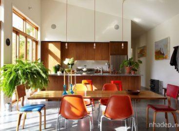 Confluence House – Kiến trúc nhà ở thân thiện với môi trường