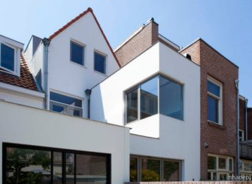 Chiêm ngưỡng ngôi nhà Canal được thiết kế bởi KEMPE&