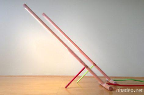 Chiếc đèn siêu đơn giản và tiết kiệm