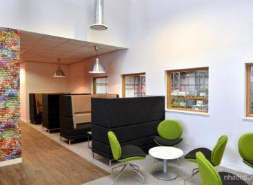 Sự đột phá sáng tạo của phòng ăn mang hơi hướng công nghiệp ở Manchester, Anh