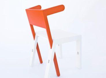 Chiếc ghế biến hình Superbambi của Scoope Design