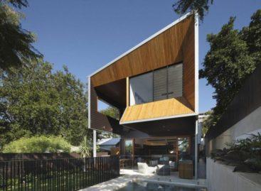 Thiết kế độc đáo của Wilden Street House