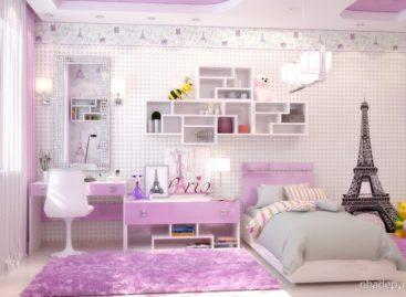 Mang sự sinh động vào phòng trẻ với những màu sắc tươi sáng