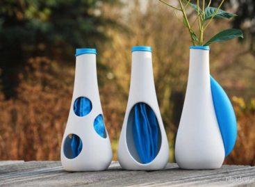 Ý tưởng thiết kế độc đáo của các sản phẩm bình hoa gốm sứ Swell