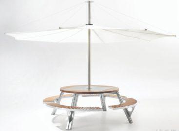 Chiếc bàn tháo lắp đa năng Gargantua