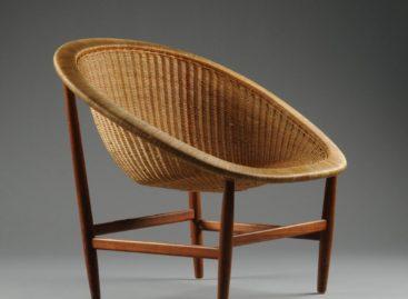 Basket – Thiết kế ghế ngồi kinh điển của Nanna và Jørgen Ditzel