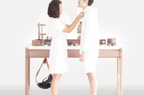 Thiết kế lý tưởng của bàn trang điểm His & Her dành cho các cặp đôi bận rộn