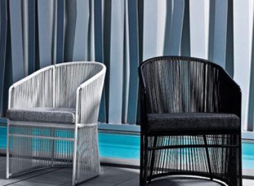 Thư giãn với bộ sản phẩm bàn ghế ngoài trời sang trọng Tibidabo