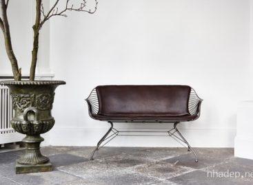 Vẻ đẹp quyến rũ của bộ sưu tập ghế Wire