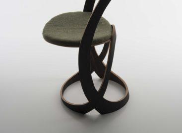 Những đường cong hiện đại của chiếc ghế Pi