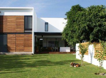 Chiêm ngưỡng ngôi nhà được cải tạo mới tại Mexico