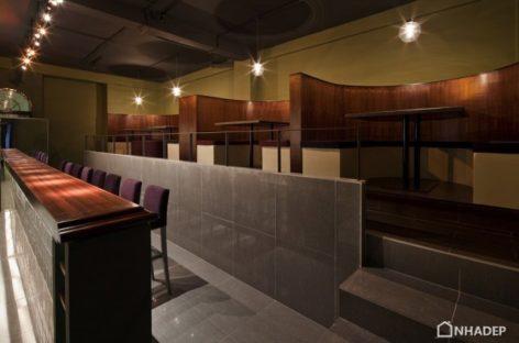 Iroha – Nhà hàng kiêm quán bar dành cho người Nhật tại Sài Gòn