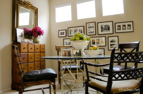 Ý tưởng cho thiết kế tủ và lọ đựng theo phong cách cổ điển