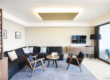 Phong cách sang trọng trong căn hộ penthouse tại Zurich