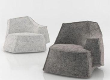 Đệm hơi nghệ thuật tạo nên sự cá tính cho không gian nội thất