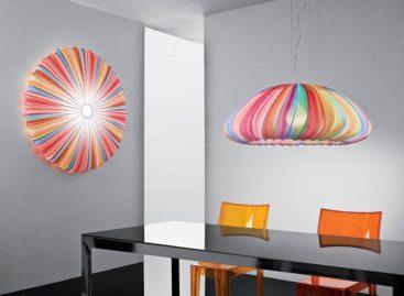 Ngắm bộ sưu tập đèn Muse đầy màu sắc của Axo Light