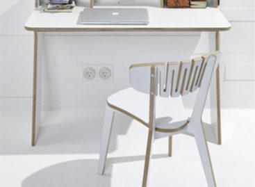 Thiết kế bàn ấn tượng cho không gian nhỏ của Leonhard Pfeifer