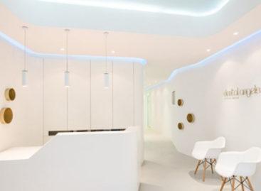 Thiết kế không gian phòng khám nha khoa Dental Angels