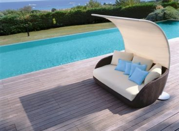 Tránh nắng với những thiết kế dù độc đáo trong mùa hè (phần 2)