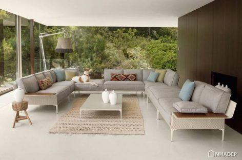 Bộ sưu tập sofa ngoài trời Rayn