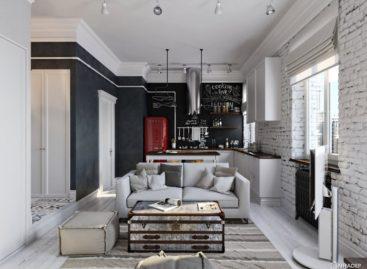 Các thiết kế phòng mang lại sự ấm cúng cho ngôi nhà (Phần 1)