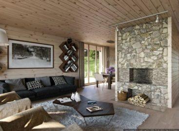 Các thiết kế phòng mang lại sự ấm cúng cho ngôi nhà (Phần 2)
