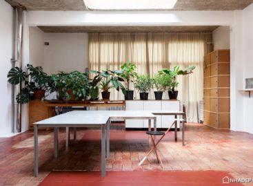 Nét độc đáo trong thiết kế bàn của công ty KGDVS