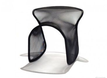 Thiết kế độc đáo của chiếc ghế Camou lấy cảm hứng từ yên ngựa