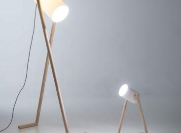 Sáng tạo trong thiết kế đèn bàn Boo của Hedda Torgersen