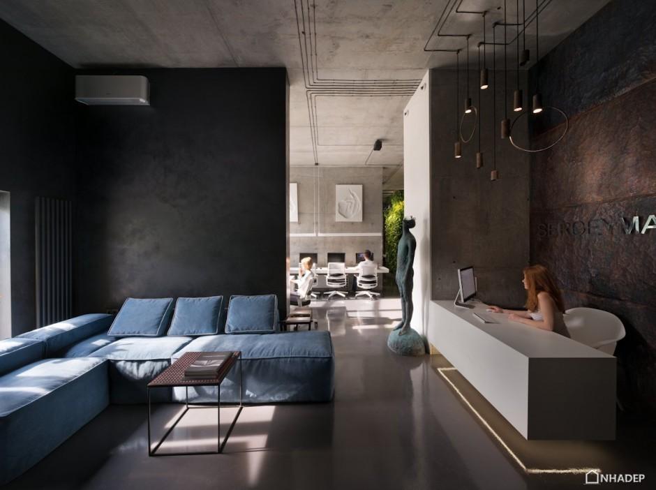 Van phong cong ty Architectural Workshop Sergey Makhno_02