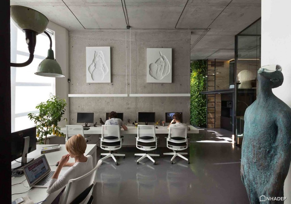 Van phong cong ty Architectural Workshop Sergey Makhno_03