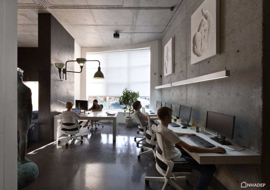 Van phong cong ty Architectural Workshop Sergey Makhno_05