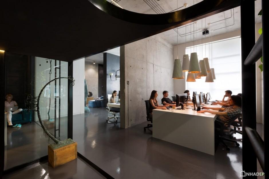 Van phong cong ty Architectural Workshop Sergey Makhno_18
