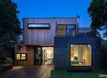 Sức lôi cuốn của ngôi nhà theo phong cách Edwardian hiện đại