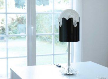 Thiết kế mới lạ với những họa tiết in 3D của chiếc đèn Lacelamps