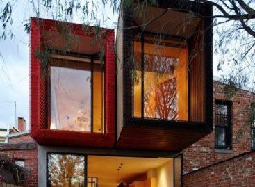 Thiết kế gần gũi với thiên nhiên của ngôi nhà Moor House