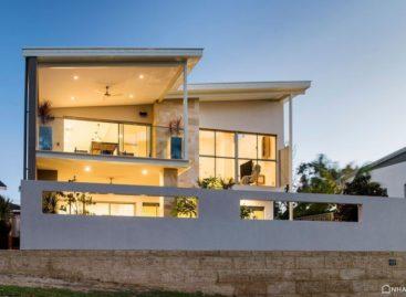 Vẻ đẹp tinh tế, hiện đại của ngôi nhà vùng biển Scarborough, Úc