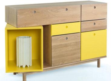 Thiết kế đẹp mắt của chiếc tủ gỗ Pandora