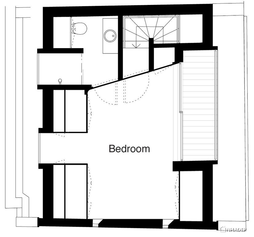 Thiet-ke-dep-mat-cua-ngoi-nha-Mews House Primrose Hill_23
