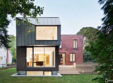 Thiết kế đẹp mắt của ngôi nhà naturehumaine