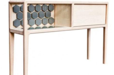 Chiêm ngưỡng thiết kế mới lạ của chiếc tủ rượu Linnk