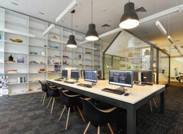 Văn phòng không khoảng cách giữa sếp và nhân viên