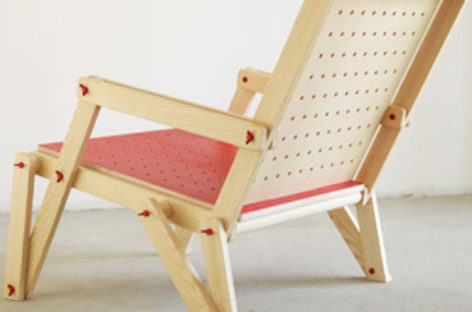 Thiết kế độc đáo của chiếc ghế Mek _ac01 qua bàn tay Fabip Biavaschi