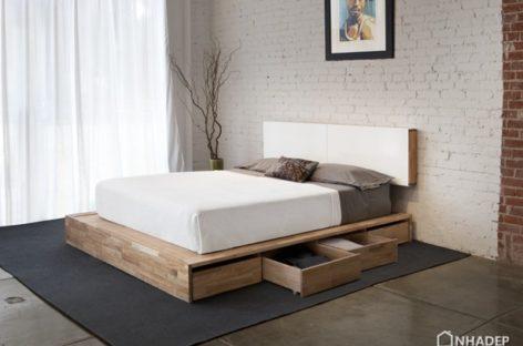 Cẩm nang hướng dẫn chọn giường ngủ