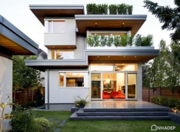 Chiêm ngưỡng vẻ đẹp ngôi nhà số 21 được thiết kế bởi Frits de Vries