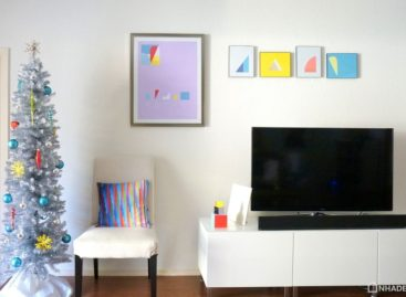 Mẹo trang trí cho ngôi nhà trong dịp lễ Giáng Sinh