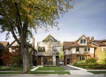 Moore Park – Nhà phố xinh xắn tại Toronto, Canada