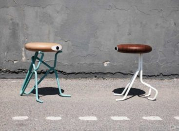 Nét độc đáo của những chiếc ghế được thiết kế bởi Phillip Grass